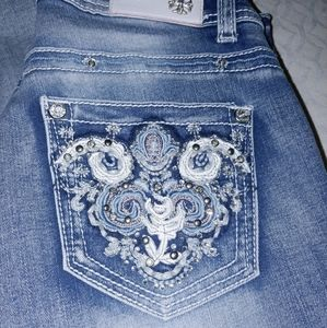 Sexy couture jeans!